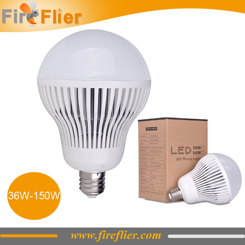 Free Shipping 24pcs/lot indoor led light bulb e40 lamp bulb edison white warm 110v 120v 220v 240v 30w 40w 50w 80w 100w 120w 150w 1w led bulbs high power 1w led lamp pure white warm white 110 120lm 30mil taiwan genesis chip free shipping