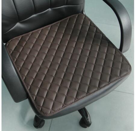 Boss chair cushion office cushion computer chair cushion sofa cushion net bar seat cushion waterproof leather cushion