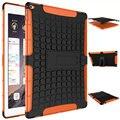 """Para ipad mini 1234 cubierta a prueba de golpes protector de los niños caja de la pc + del silicón híbrido robot protector ipad pro 12.9 """"/9.7"""" gratis Stylus Pen"""