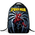 16 Inch New Fashion Kids Spiderman Primary School Bags For Girls Boys Cool Children Backpacks Mochila Escolar Infantil Book Bag