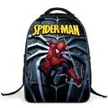 16 Inch New Fashion Kids Spiderman Primary School Bags For Girls Boys Cool Children Backpacks Mochila Escolar Infantil Book Bag