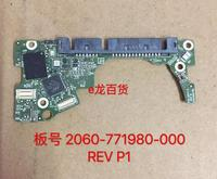 HDD PCB Logic Board Printed Circuit Board 2060 771980 000 REV P1 P2 For WD 2