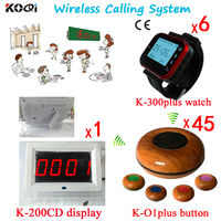 Wireless Calling Equipment For Cafe House|equipment|   -