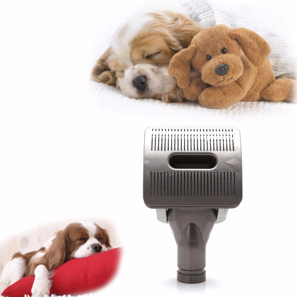 Dog Pet Groom Tool For Dyson Animal Vacuum Cleaner Part Allergy Brush Grooming pet attire sparkles dog collar 8 12in pink