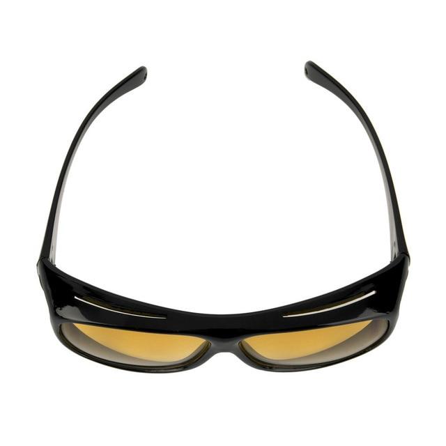 New HQ Night Driving Glasses Anti Glare Vision Driver Safety Sunglasses Classic UV 400 Protective Glasses Goggles Free Shipping