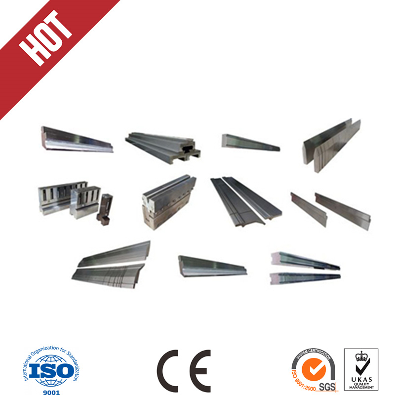 hydraulic bending machine tooling press brake tooling  full list 42crmo 2v down tooling for wc67k hydraulic press brake