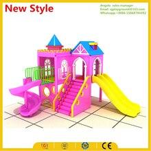 Дизайн маленькая крытая игровая площадка для детей