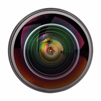 Meike 8mm f/3.5 Ultra HD Fixed Non Zoom Fisheye Lens for Canon EF Mount EOS Rebel 70D 100D 300D 500D 600D 650D 1000D XT XTi XS