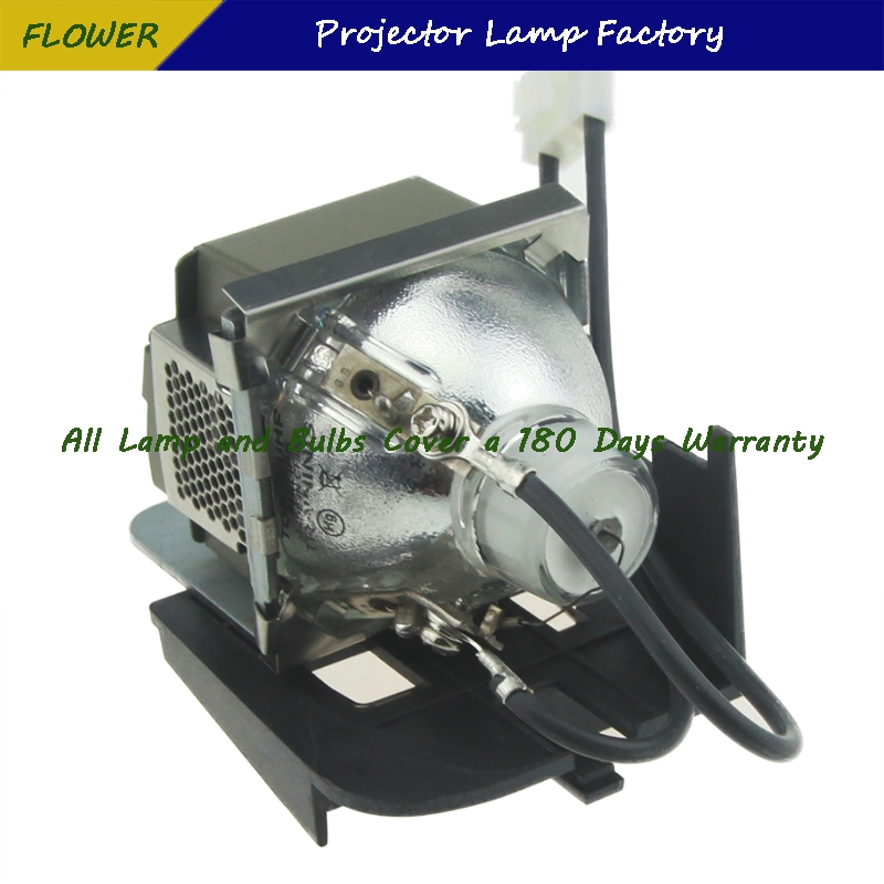5J J2C01 001 High Quality Replacement Projector Lamp for BENQ MP611 MP611C MP620C MP721 MP721C MP725X MP726 with housing in Projector Bulbs from Consumer Electronics