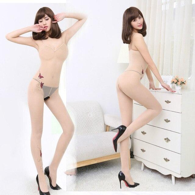 Девушки в эротических комбинезонах из нейлона порно видео — photo 5