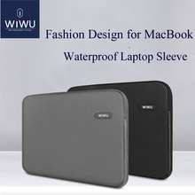 Get more info on the WIWU Laptop Bag Case 13.3 14.1 15.4 inch Waterproof Notebook Bag for MacBook Air 13 Case Laptop Sleeve for MacBook Pro 13 2016