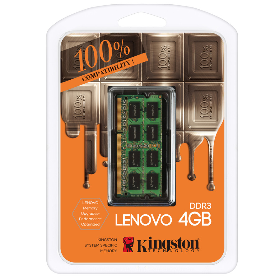 ФОТО Kingston for LENOVO brand notebook computers dedicated memory 100% compatible 4GB 8GB DDR3 1600MHz 1.35 V low voltage 4g 8g ram