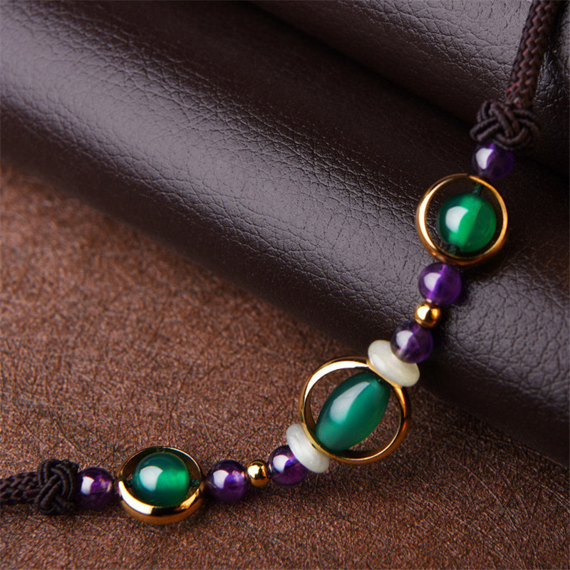 women necklace new green pendant chokers necklaces elegant cute fashion beautiful jewelry wedding meet accessories X220