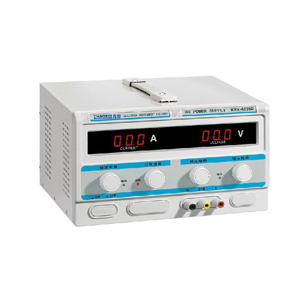 KXN-6030D Power DC Power 0-60V 30A Adjustable DC Constant Current Power Supply Plating Aging