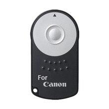FGHGF Горячая RC-6 RC6 ИК инфракрасный беспроводной пульт дистанционного управления спуска затвора камеры для Canon EOS DSLR 5D Mark II 500/550/600/650
