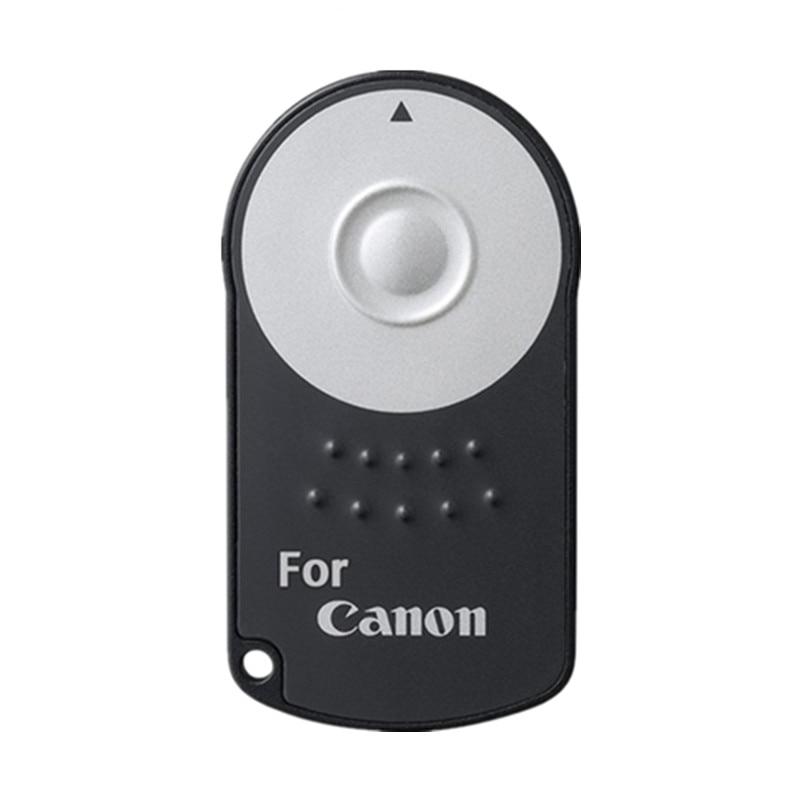 FGHGF популярная инфракрасная беспроводная камера дистанционного управления RC6 с дистанционным управлением и спуском затвора, для Canon EOS DSLR 5D ...