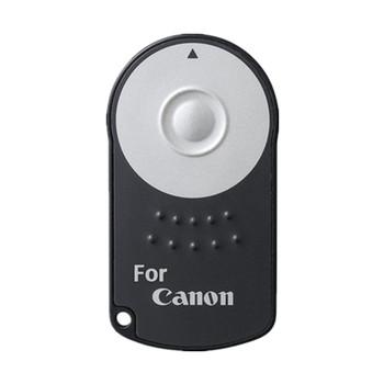 FGHGF gorąca RC-6 RC6 bezprzewodowa kamera zdalnego sterowania zwolnienie migawki na podczerwień dla Canon EOS DSLR 5D Mark II 500 550 600 650 tanie i dobre opinie wireless Wireless Camera Shutter Release for Nikon