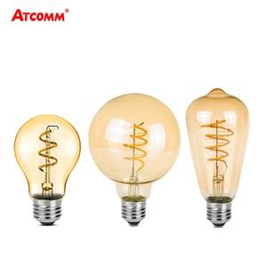 3W Vintage Edison LED Bulbs Am