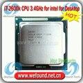 Original for Intel Core i7 2600k Processor 3.4GHz /8MB Cache/Quad Core /Socket LGA 1155 / Quad-Core /Desktop I7-2600k CPU