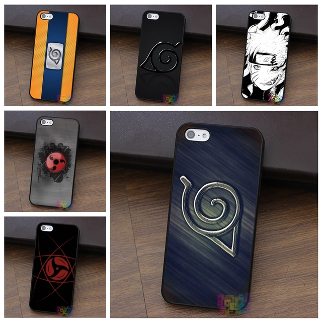 Naruto Ninja Cell Phone Case For iphone