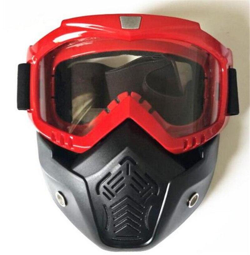 Новый мужской ветер-доказательство Анти-туман очки мотокроссу лыжные очки шлем маска Защита передач