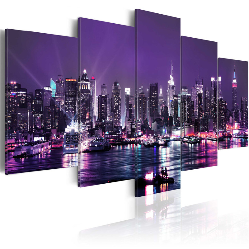Modern-Painting-Canvas-City-Night-View-Canvas-Paintings-Decorative-Picture-Wall-Art-Top-Living-Room-Home (2)