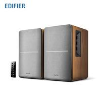 Edifier r1280db древесины Bluetooth Динамик AUX Caixa де сом приемник Bluetooth Колонки Bluetooth Портативный Применение пульт дистанционного управления