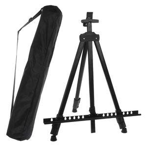 Image 1 - גבוה תצוגת טלסקופי סטודיו ציור מתכת חצובה אמנות כן חצובה תצוגת Stand ציור Jy18 19 Dropship