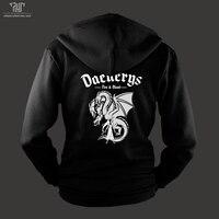 Game Of Thrones Targaryen Daenerys Sigil Dragonstone Men Unisex Pullover Hoodie Sweatershirt 82 Cotton Fleece Free