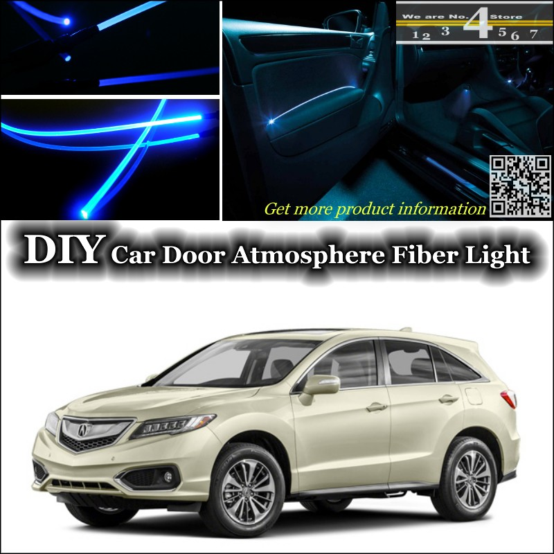 For Acura RDX Interior Ambient Light Tuning Atmosphere
