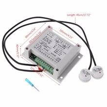 Alta E Bassa di Livello del Liquido Controller Intelligente Con 2 Senza contatto del Sensore del Modulo di Controllo Automatico di Livello Liquido Acqua My02 19