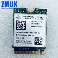 Intel Wireless AC 18265NGW NGFF Bluetooth WiFi Card For Dell Latitude 5580 7480 Series,P/N 8GJD6