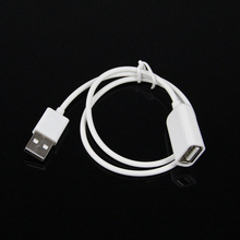 SHCHV USB 2.0 Male to Female Cable 50CM USB to OTG Converter Adapter USB Extension Wire For Tablet PC Raspberry Pi 3