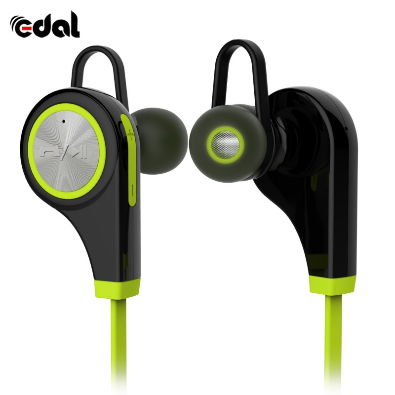 New Q9 Wireless Bluetooth 4.1 Headset Earphone Stereo Music Bluetooth Sport Headphone With High Qualitypackaging