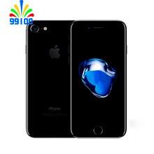 Б/у разблокированный Apple iPhone 7 четырехъядерный 4,7 дюймов 12,0 МП камера 4G LTE мобильный телефон отпечаток пальца Touch ID б/у телефон