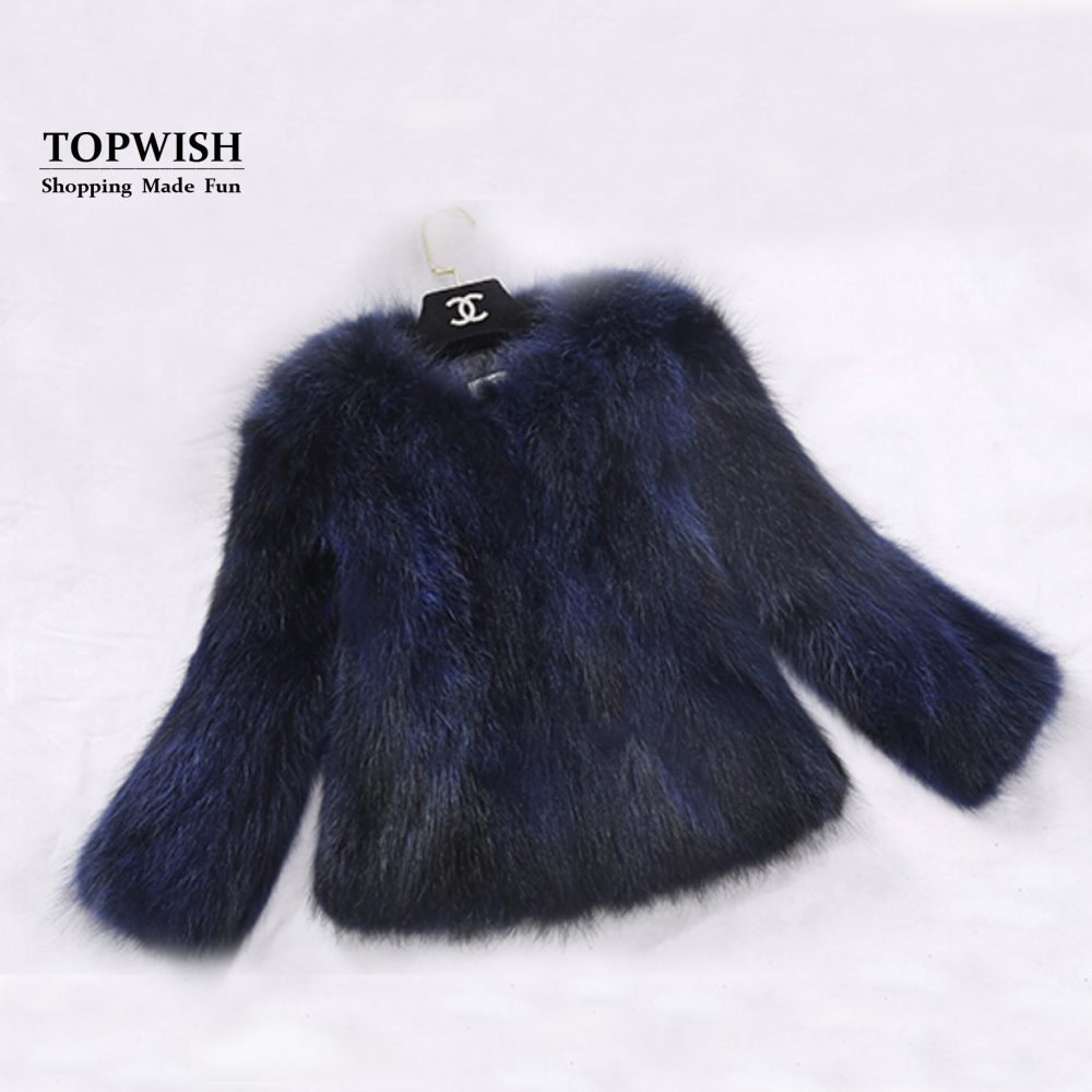 Luxury Real Fox Fur Jacket Lady Fashion Custom Big Size Multi Colors Nature Fox Fur Coat Genuine Waistcoat TFP818