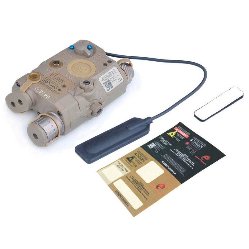 Element Airsoft LA-5 Red Laser IR լազերային LED - Որս - Լուսանկար 3