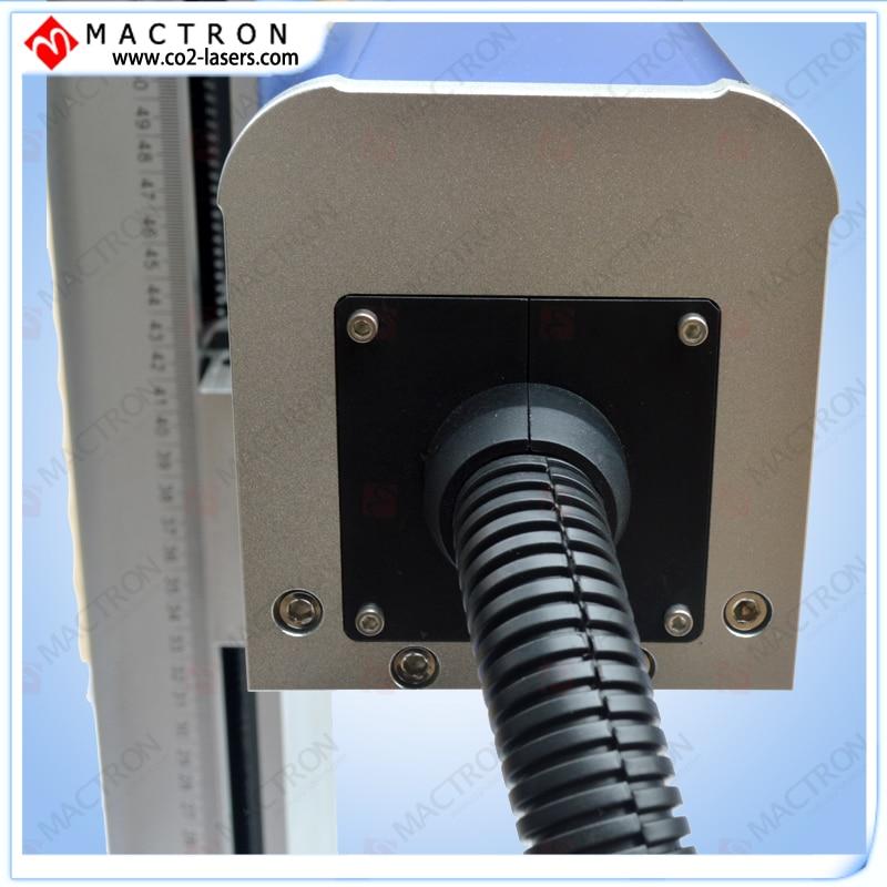 Máquina de marcador láser de fibra de escritorio de fábrica 20w, - Maquinaría para carpintería - foto 4