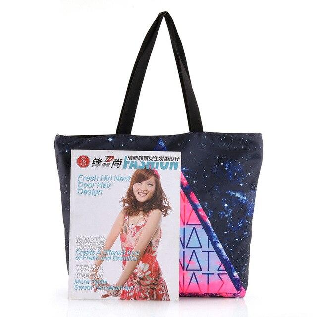 2016 Limited Direct Selling Doctor Nylon Totes Harajuku Shopping Bag Wind Star Series Shoulder Handbag Street Student Bhb1008