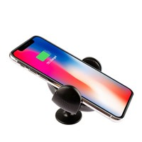 Car Wireless Charger For Samsung Galaxy S8 Mobile Phone Accessory Charge Pad Air Vent Holder Case