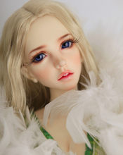eyes included ! doll Ariel top quality 1/3 bjd sexy female girl doll manikin gift(China)