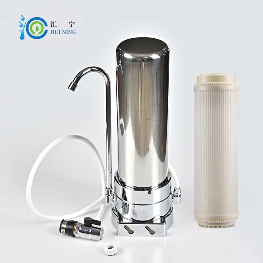 1 stage Stainless Steel water filter 304 Food grade water filter stainless steel with ultrafiltration filter плафон стеклянный donolux 110234 glass b violet х c w234 x