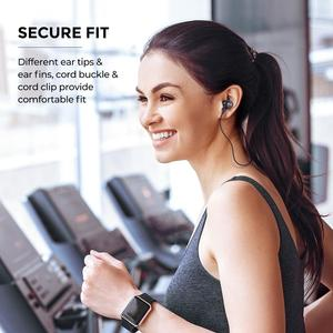 Image 5 - Mpow S11 APTX Bluetooth 5.0 Earphone Magnetic Design IPX7 Wateproof 9H Playing Time CVC6.0 Noise Reduction For Sports SmartPhone