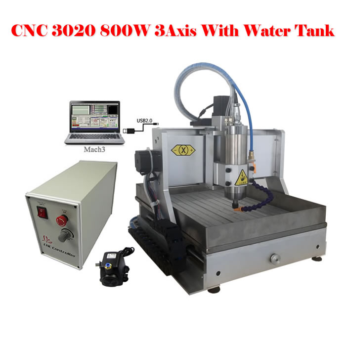 LY CNC 3020Z-VFD800W USB 3axis cnc wood carving machine Drilling and Milling Machine for PCB,free tax to Russia eur free tax cnc 6040z frame of engraving and milling machine for diy cnc router