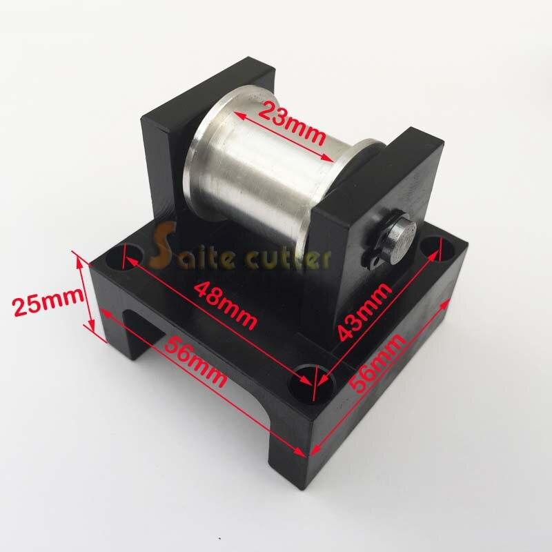 Belt Tension Roller Pully Tensioner Pulley Diy Laser