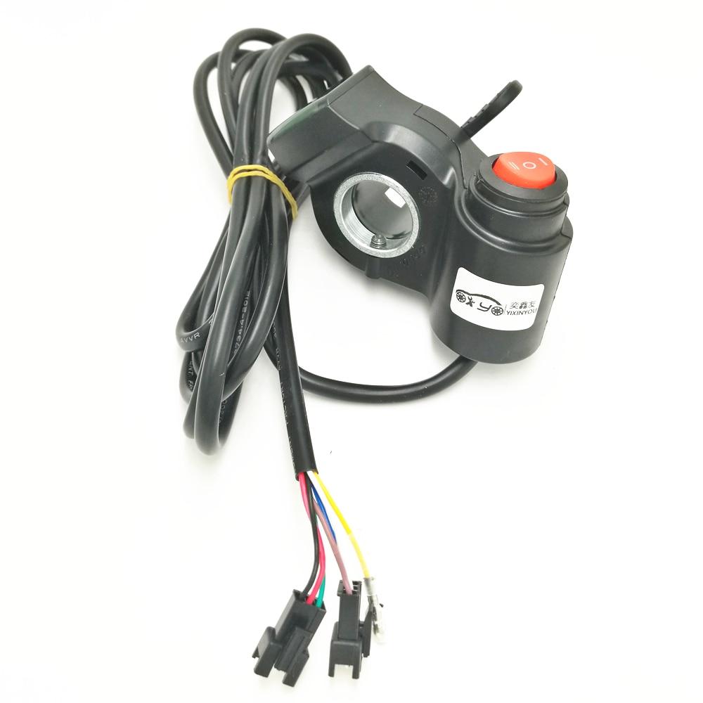 Baja Scooter 48 Volt Wiring Schematic 36v Electric Diagram