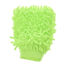 minifiber Car Kitchen Household Wash Washing Cleaning Glove