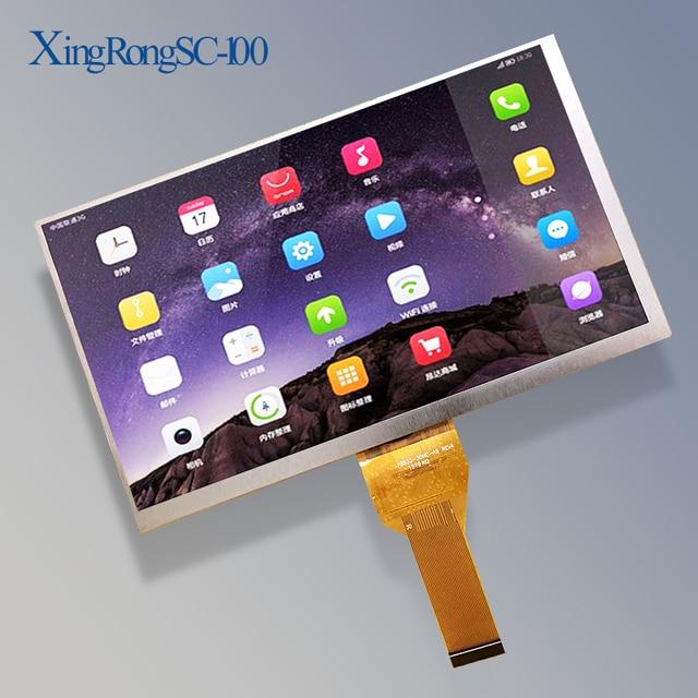 7 дюймов для Irbis TX24/TX50/TX69/TX33/TX70/TX21/TX22/TX49/TX47/TX34/TX37/TX77/TX18 Sim-Lock 3g ЖК-дисплей/ЖК-экран дисплей экранная матрица