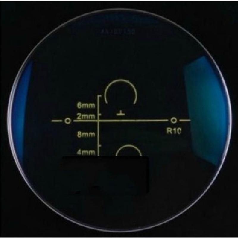 Blu-ray progresszív vényköteles lencsék asztigmatizmus myopia - Ruházati kiegészítők - Fénykép 3