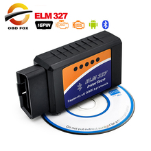 ELM ماسح ضوئي صغير لتشخيص السيارة يعمل بالبلوتوث 327 V1.5 ، لنظام Android ، عزم الدوران V2.1 ، super mini Elm327 ، wifi ، obd2 ، elm 327 usb